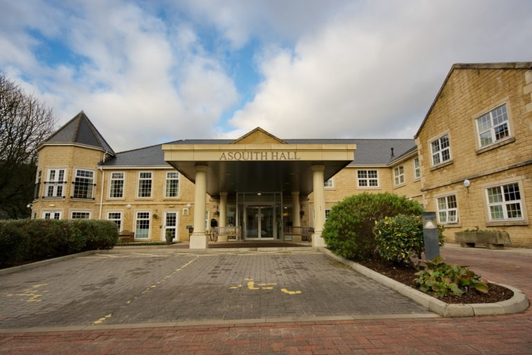 Asquith Hall specialist dementia and mental health nursing care home