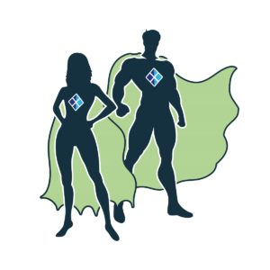 Pennine Lodge specialist dementia care home superhero